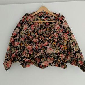 Junya Watanabe Comme des Garcons Printed Jacket